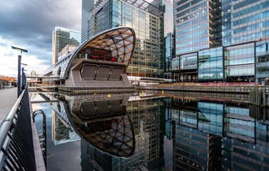 Architecture Photographer, London, Canary Wharf